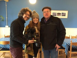 DdRTE Filming Feb 2016