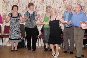 N Set dancing