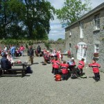 School Tour at Tullyboy Farm