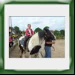 Bob - horse ride