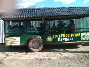 Tullyboy FArm Express